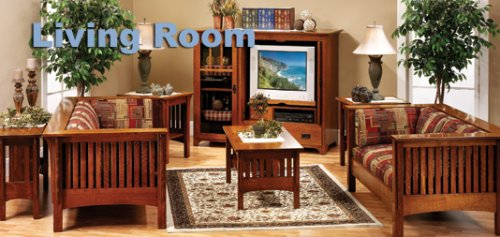Wood Living Room Furniture: Increased Popularity