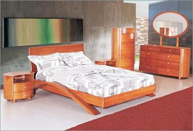 Bedroom sets modern bedroom furniture wood bedroom sets for Ultra contemporary bedroom furniture