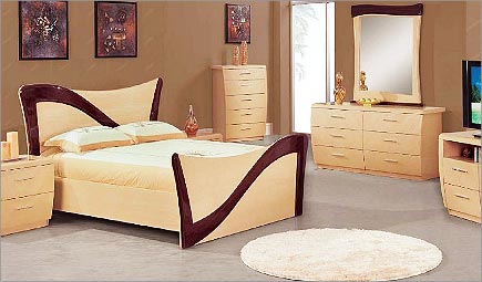 Bedroom sets modern bedroom furniture wood bedroom sets for Ashley furniture room planner