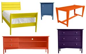 Formal Painted Furniture