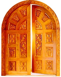 Carved wood doors carved wooden doors hand carved wood doors - Most expensive type of wood ...