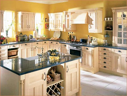 American Classic Wood Kitchen Cabinet Door