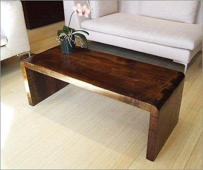 Reclaimed Wood Furniture - Coffee Table