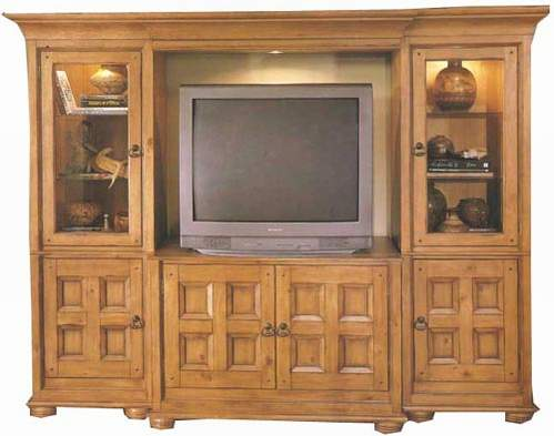 Wooden TV Cabinet Designs