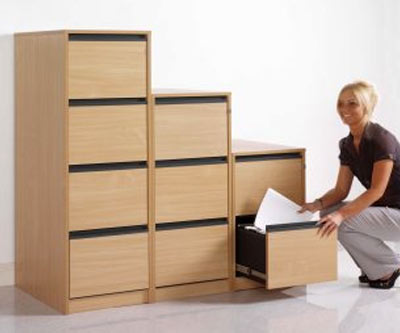 Wood File Cabinet Filing Cabinets