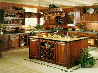 kitchen design wood. traditional wood kitchen design
